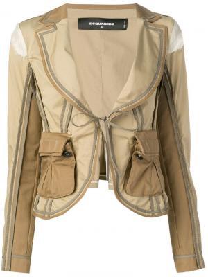 Куртка Operation Seroja Dsquared2