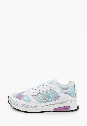 Кроссовки New Balance Xracer. Цвет: белый