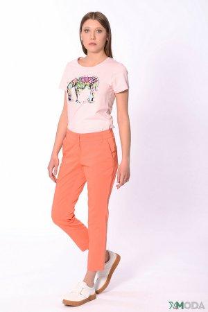 Капри Gardeur. Цвет: оранжевый