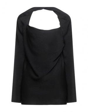 Блузка ELIZABETH AND JAMES. Цвет: черный