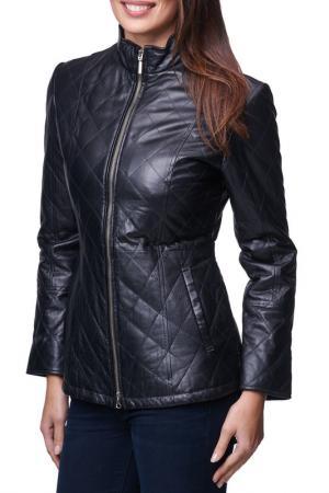 Куртка Jean Guise. Цвет: черный