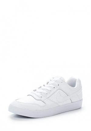 Кеды Nike Mens SB Delta Force Vulc Skateboarding Shoe. Цвет: белый