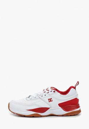 Кроссовки DC Shoes E.TRIBEKA. Цвет: белый