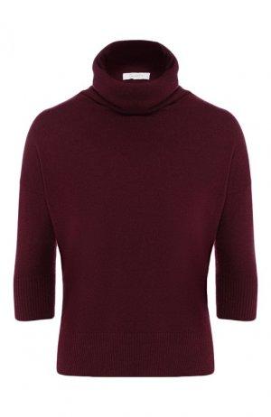 Кашемировый пуловер Cruciani. Цвет: бордовый