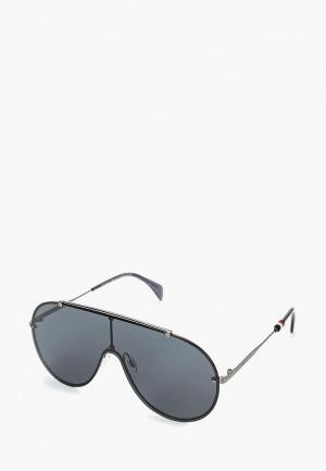 Очки солнцезащитные Tommy Hilfiger TH 1597/S KB7. Цвет: черный