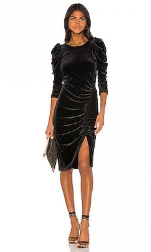 Платье миди lily Bailey 44. Цвет: черный