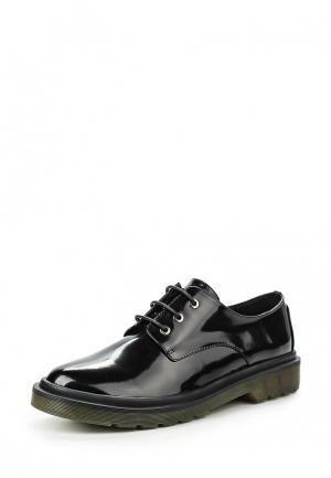Ботинки Laceys London. Цвет: черный