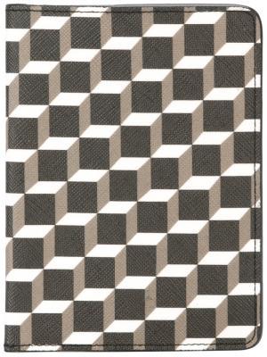 Обложка для паспорта Cube Pierre Hardy. Цвет: чёрный