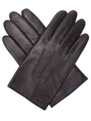 Перчатки кожаные BOSS