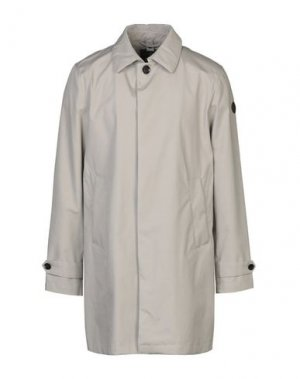 Легкое пальто ADHOC. Цвет: бежевый