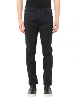 Повседневные брюки CYCLE. Цвет: темно-синий