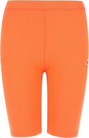 Бриджи женские Ellesse Tour, размер 48-50. Цвет: оранжевый