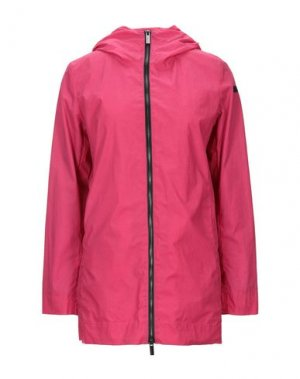 Легкое пальто RRD. Цвет: фуксия