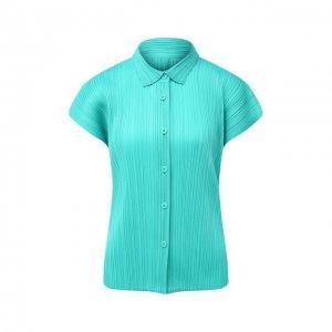 Блузка Issey Miyake. Цвет: зелёный