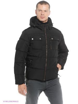 Куртка EVOLUTION. Цвет: черный