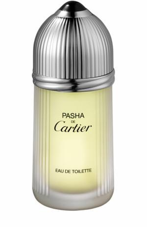 Туалетная вода Pasha De Cartier. Цвет: бесцветный