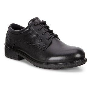 Туфли COHEN ECCO. Цвет: черный