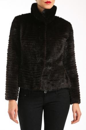 Куртка Manakas. Цвет: черный