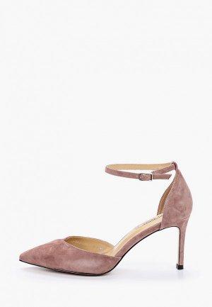 Туфли El Tempo. Цвет: розовый