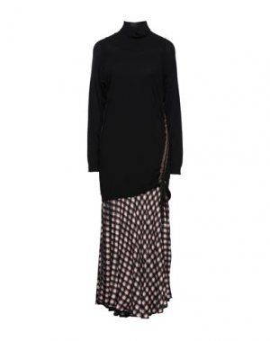 Платье миди ANNARITA N. Цвет: черный