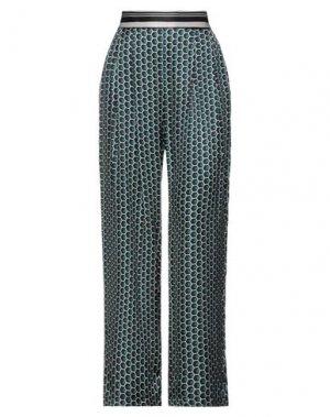 Повседневные брюки EMMA & GAIA. Цвет: цвет морской волны