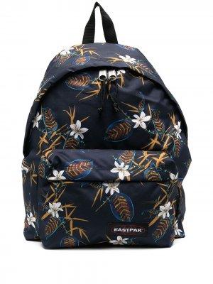 Рюкзак с принтом Eastpak. Цвет: синий