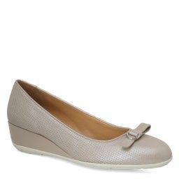 Туфли G4942 бежево-серый GIOVANNI FABIANI