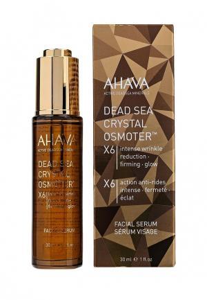 Сыворотка для лица Ahava Dsoc минералов мертвого моря crystal