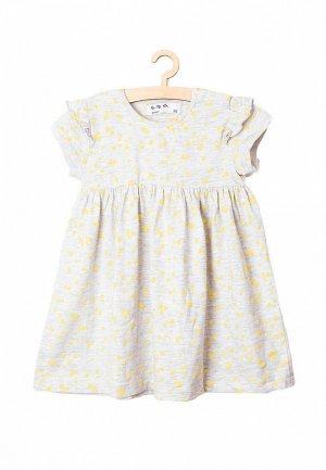 Платье 5.10.15. Цвет: серый