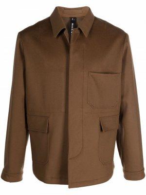 Куртка Trinity Storm System® Mackintosh. Цвет: коричневый