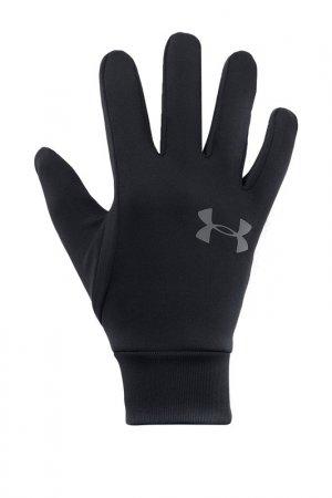 Перчатки Mens Armour Liner Under. Цвет: черный