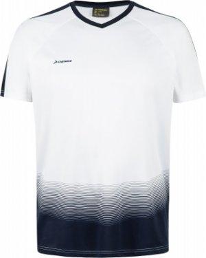 Футболка мужская , размер 48 Demix. Цвет: белый