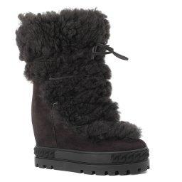 Ботинки 2R702L080 темно-серый CASADEI