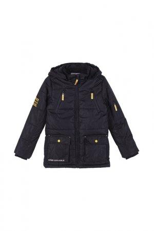 Куртка LEMON. Цвет: графитовый