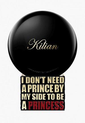 Парфюмерная вода Kilian Paris Princess Eau De Parfum, 30 ml. Цвет: прозрачный