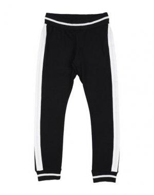 Повседневные брюки FRACOMINA MINI. Цвет: черный
