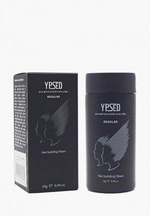 Загуститель для волос Ypsed Soft Black, 28 г. Цвет: черный