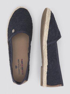 Обувь TOM TAILOR. Цвет: черный