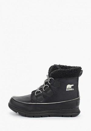 Ботинки Sorel SOREL™ EXPLORER CARNIVAL. Цвет: черный
