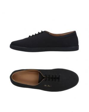Низкие кеды и кроссовки THE ROW. Цвет: черный