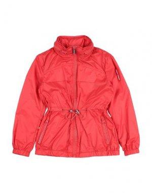 Куртка BOMBOOGIE. Цвет: красный