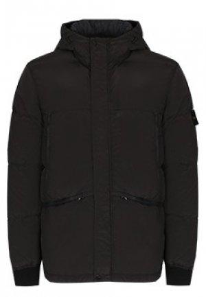 Куртка STONE ISLAND. Цвет: серый