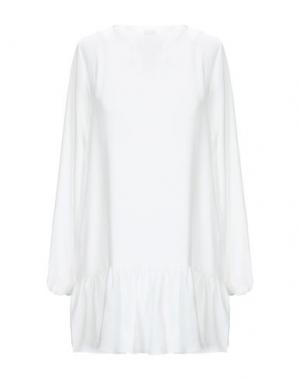 Блузка I-AM. Цвет: белый