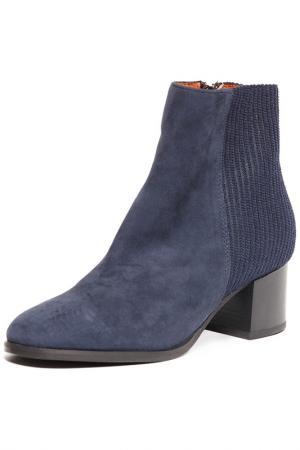 Ботинки BAGATT. Цвет: синий