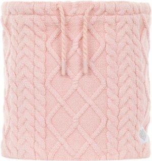 Шарф для девочек Demix. Цвет: розовый