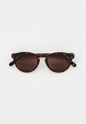 Очки солнцезащитные Polo Ralph Lauren PH4172 595473. Цвет: коричневый