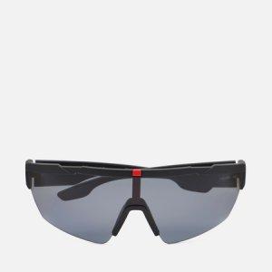 Солнцезащитные очки 03XS-DG05Z1-3P Polarized Prada Linea Rossa. Цвет: чёрный