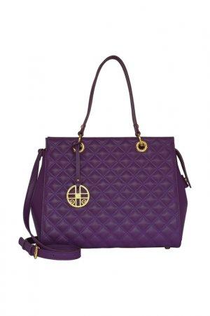 Bag Silvio Tossi. Цвет: purple