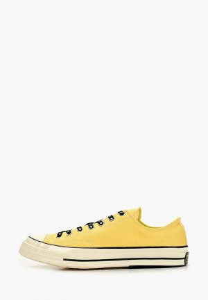 Кеды Converse Chuck Taylor All Star Slip. Цвет: желтый