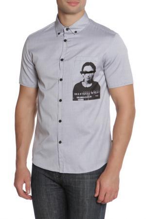Рубашка CNC Costume National C'N'C. Цвет: v001